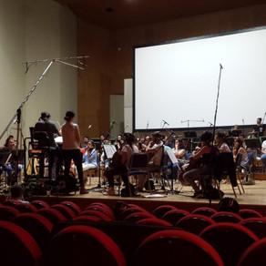 Orchestral Recording!