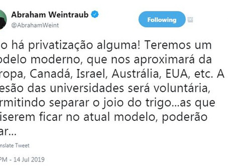O Economista e as Universidades
