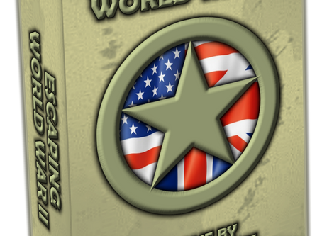 UPDATE ON THE MAPPING GAME ADD-ON & ESCAPING WWII