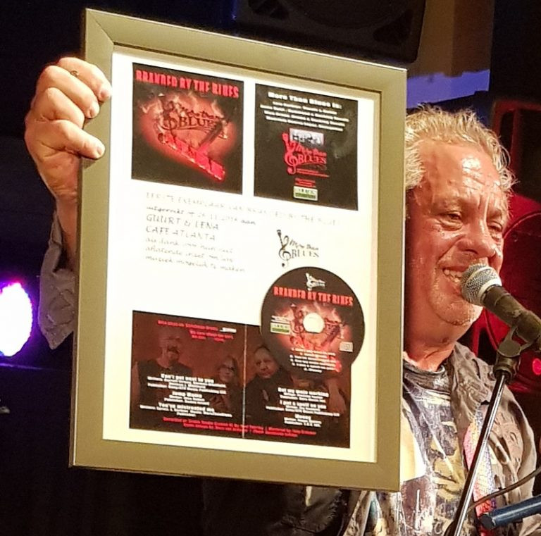 More Than Blues brengt eerste cd uit bij The Blues Company