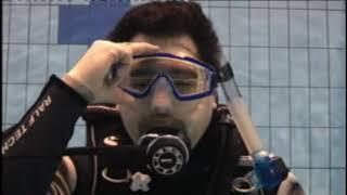 Cmas 1 Yıldız Dalış Eğitimi-Yarım Maske Tahliye