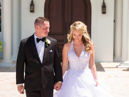 Jordan + Nick's Elegant Resort Wedding in Florida!