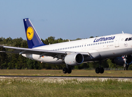 Lufthansa reduced the number of weekly flights to Croatia