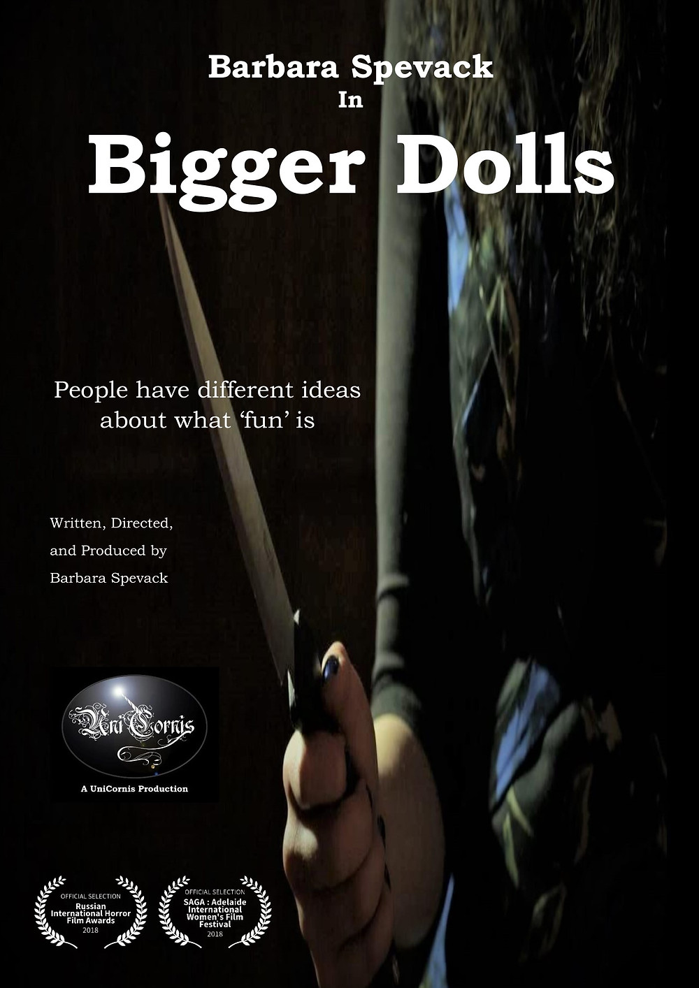 Bigger Dolls short film