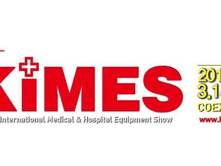 KIMES 2019 참가