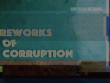 REWORKS OF CORRUPTION by Corruption & damade Artists.