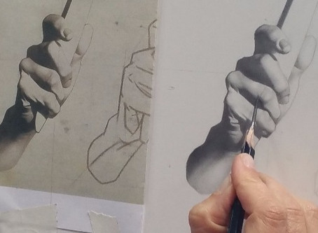 Teaching Classical Drawing Online
