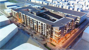 262 Apartments Planned in Cortex
