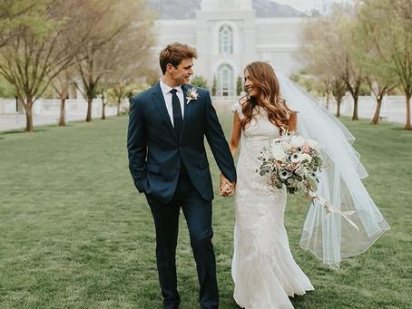 Natalie + Austin's Fabulous Rustic Utah Wedding!