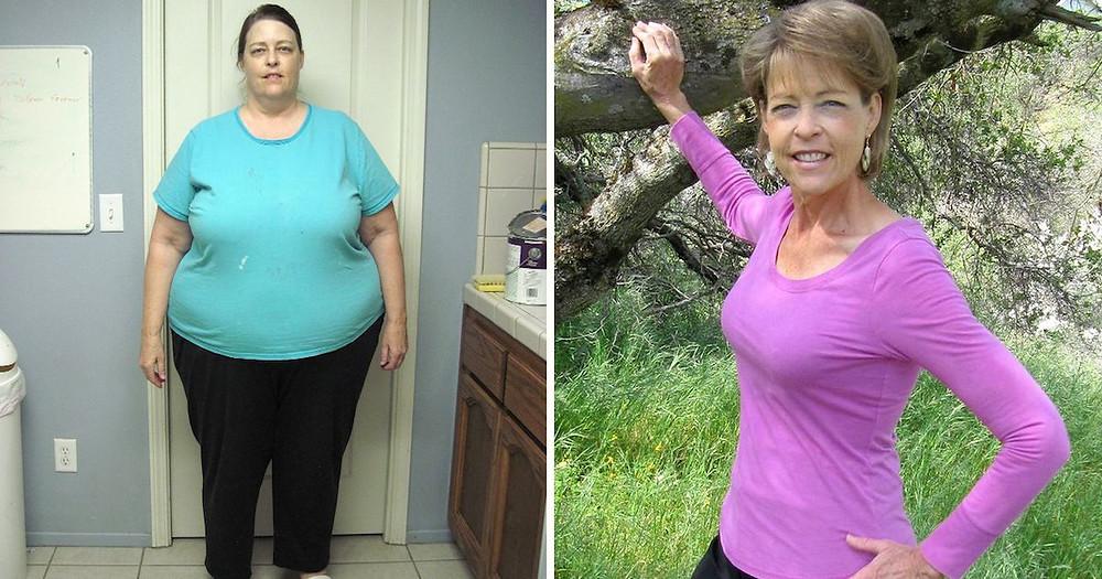 Babička zhubla 105 kg a teď pomáhá ostatním