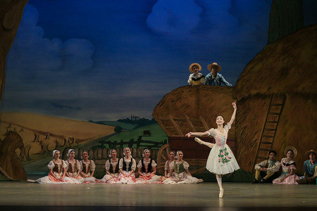 Birmingham Royal Ballet in La Fille Mal Gardée