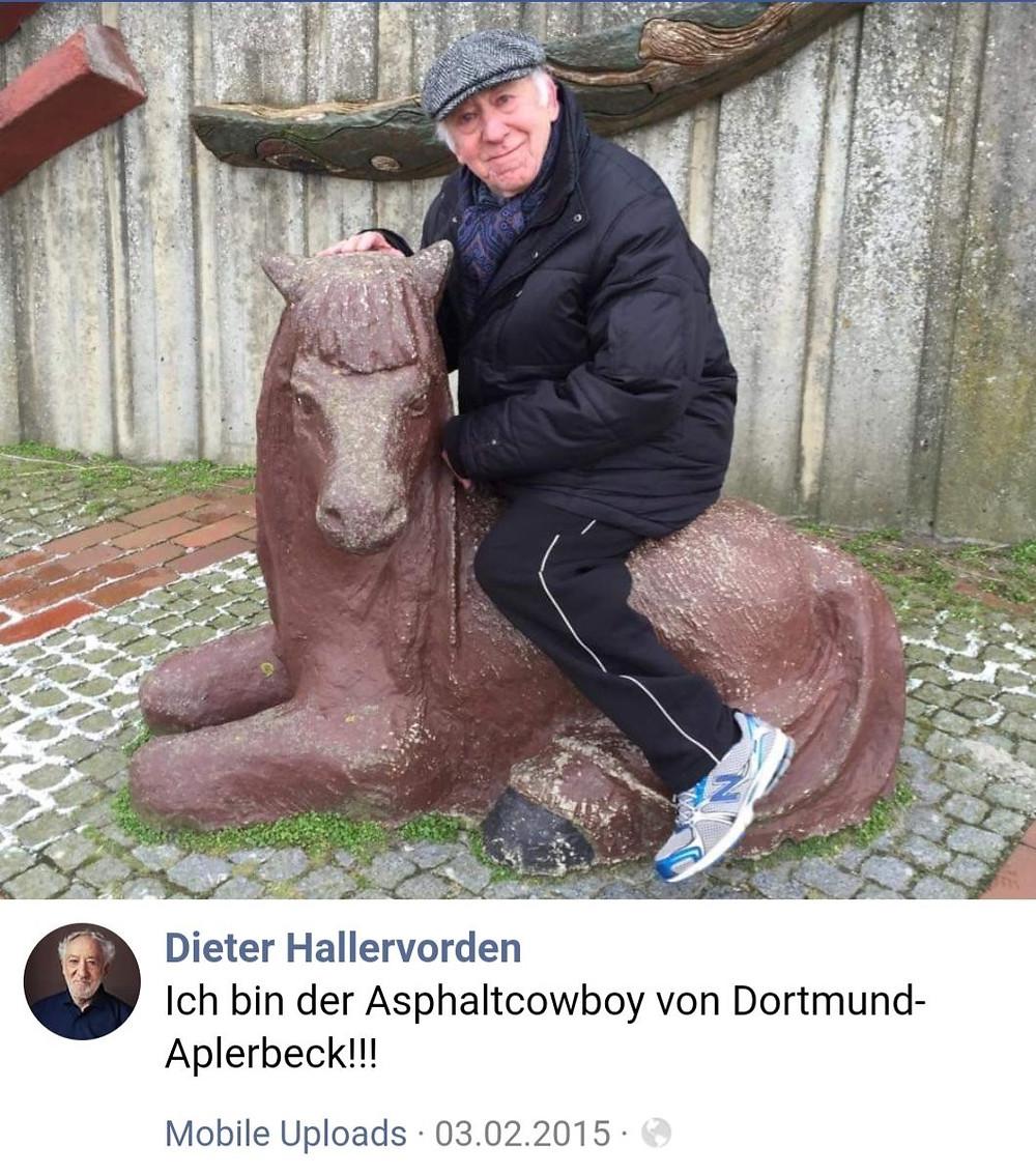 Dieter Hallervorden Aplerbeck Dortmund Miriam Witteborg Geschichten vom Apfelbach