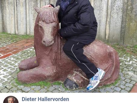 III. DER ASPHALT COWBOY VON DORTMUND APLERBECK - Oder: Dieter Hallervorden ruft zurück..