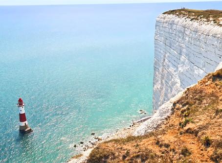 I wonder if this is Englands greatest coastal walk...