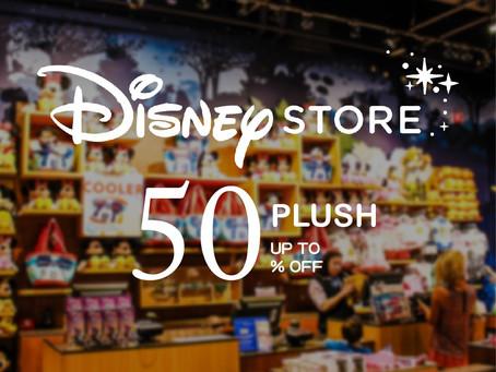 迪士尼Disney Store完成孩子們的童話夢想