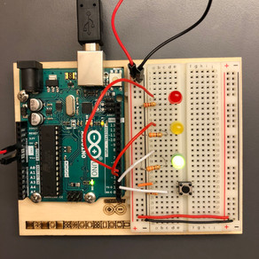 Week 3: Simple application using digital or analog input and digital output