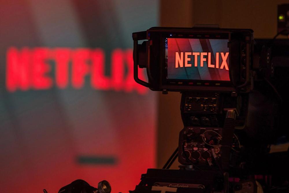 Cámara de Netflix