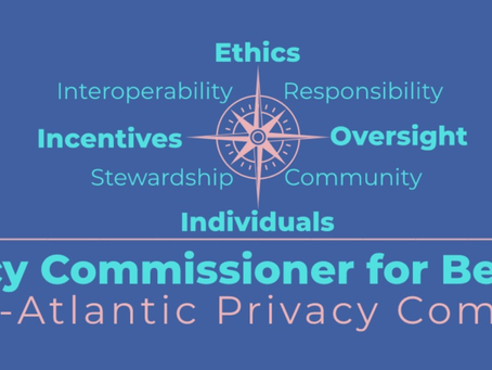Mid-Atlantic Privacy: Responsibility, Collaboration, and Creativity + Bermuda's Pink Sandbox