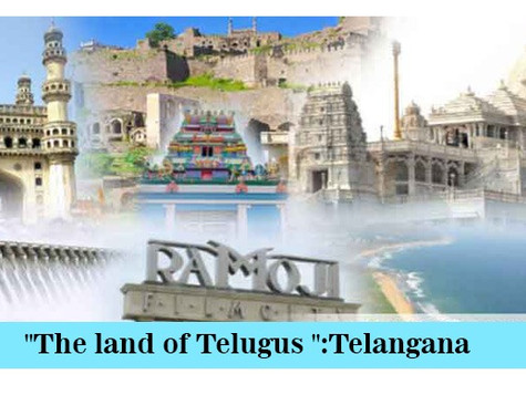 """The land of Telugus "":Telangana"