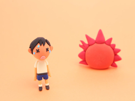 【夏到来】最高気温40℃オーバー!?灼熱の3連休