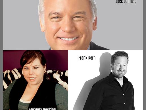 ¿Sabes en qué se parecen Amanda Hocking, Frank Kern y Jack Canfield?