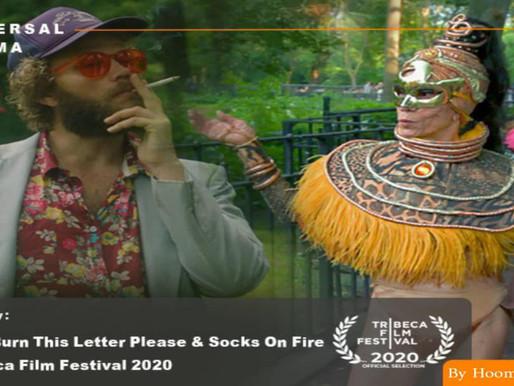 P.S Burn This Letter Please & Socks On Fire   2020 Tribeca Film Festival