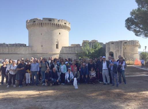 Interclub con il Rotary di Bitonto e visita a Matera capitale della cultura europea 2019