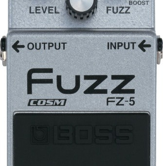 Contest time! Win a boss fz-5 fuzz pedal!