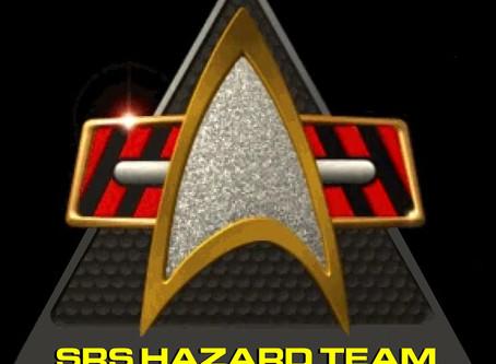SRS HAZARD TEAM & Recruitment MRP