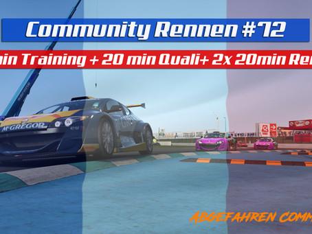 rF2-CR 71 | Renault Megane Trophy @ Circuit d´ Albi
