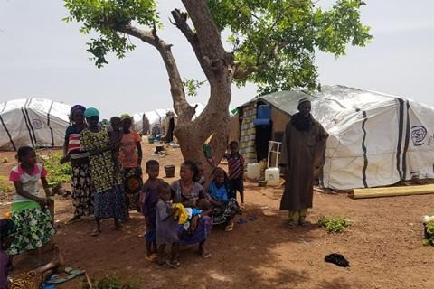 1M People Have Been Internally Displaced By The Upsurge In Violence In Burkina Faso IOM Reports