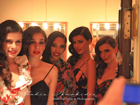 """Memories from """"Aslanis Greece"""" Fashion Show Summer 2013"""