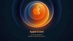 'Hi, Speed': Apple anuncia oficialmente o evento do iPhone 12 para 13 de outubro