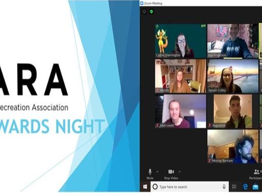 CPSARA Virtual AGM & Award Night Success!