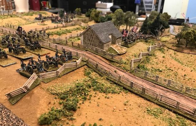 Cyber Wars- McPherson Ridge Gettysburg