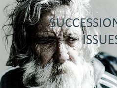 Succession conundrums