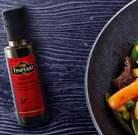 Myth Buster: EVOO is Perfect for Chinese Cuisine (with the recipe for Beef in Black Bean Sauce).