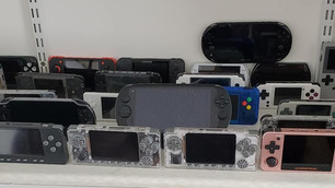My growing handheld collection