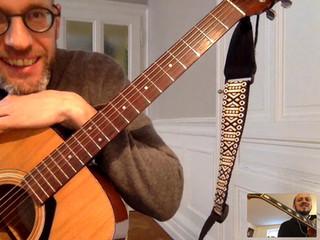 2020 ONLINE-UNTERRICHT -   Kombinieren von Akkord- und Bass-Begleitung im Jazz