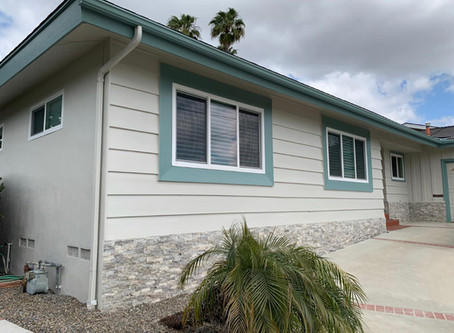 House Painting in El Cajon CA 92020