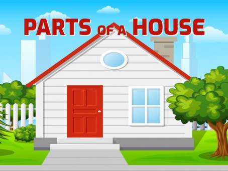 İngilizce Parts Of The House