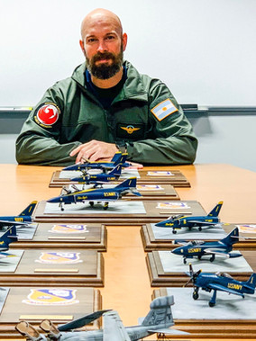 The History of the Blue Angels - A reasonable Modeler's Guide