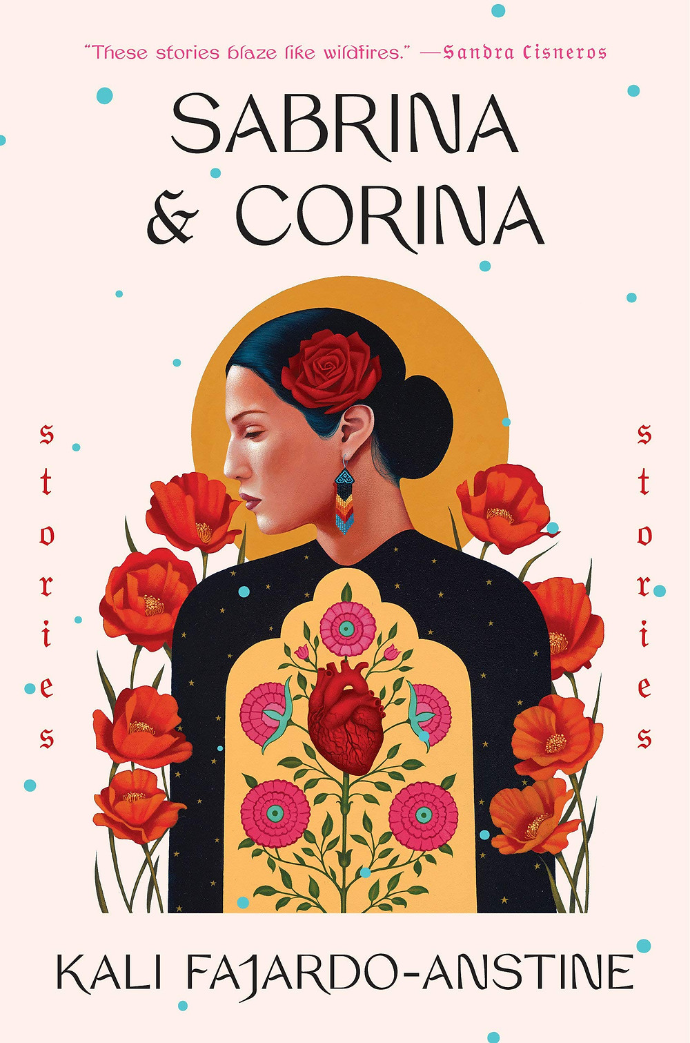 Sabrina & Corina by Kali Fajardo-Anstine : the book slut book reviews