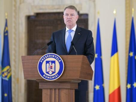 ULTIMA ORA - Președintele Klaus Iohannis: De la 1 iunie se redeschid terasele.