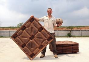 Cáscaras de coco resistentes al fuego pueden reemplazar a la madera y ahorrar millones de árboles