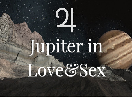 Jupiter Aspects in Synastry: To Sun, Moon, Venus and Mars