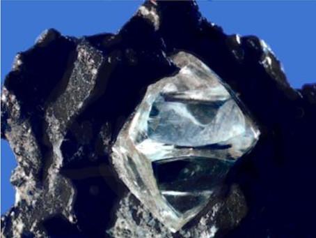 Un diamant égratigné