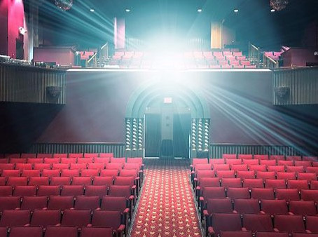 Ghost Tours At The Historic Richey Suncoast Theatre Just May Turn You Skeptics Into True Believers.