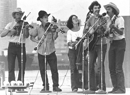 Highwoods String band documentary and concert at the Conservatory