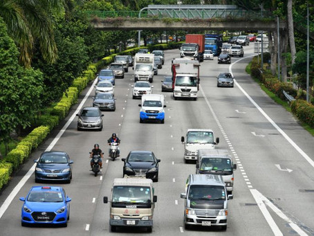 COE prices fall for all categories